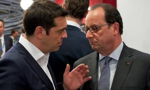 Франсуа Олланд прибывает в Афины с двухдневным визитом