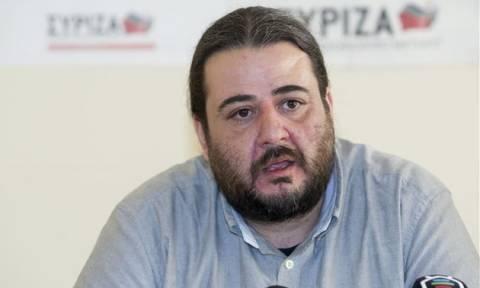 Αφήνοντας «αιχμές» αποχωρεί από τον ΣΥΡΙΖΑ ο Κορωνάκης