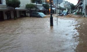 Непогода в Афинах: транспортный коллапс, один человек погиб
