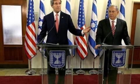 Κέρι: «Συγκρατημένη αισιοδοξία» για τη διευθέτηση της κρίσης μεταξύ Ισραηλινών - Παλαιστινίων