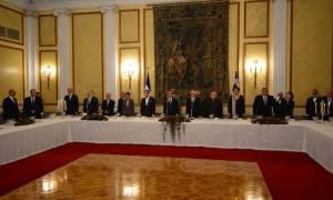 Επίσκεψη Ολάντ: Ποιο ήταν το μενού στο Προεδρικό Μέγαρο