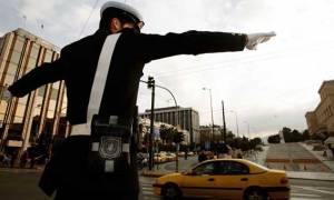 «Αστακός» το κέντρο της Αθήνας για τον Ολάντ – Ποιοι δρόμοι είναι κλειστοί