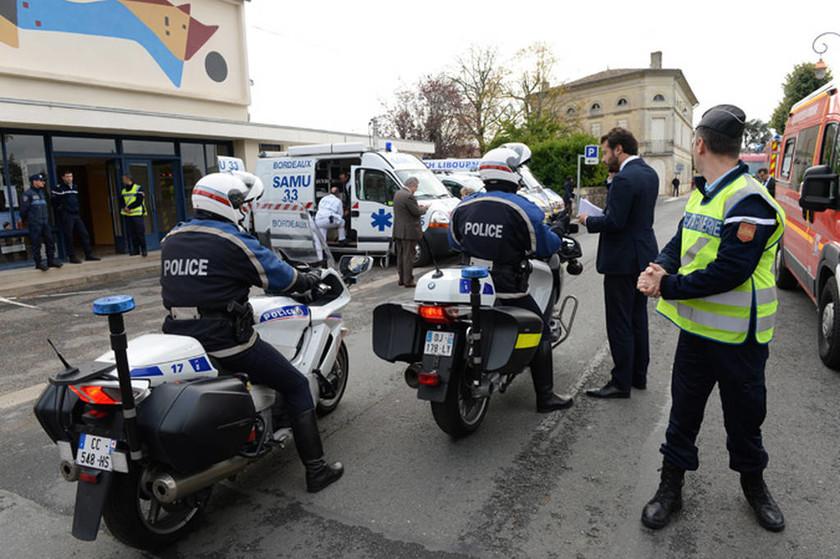 Πολύνεκρο τροχαίο στη Γαλλία – Σύγκρουση λεωφορείου με φορτηγό
