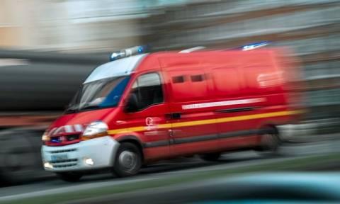 Πολύνεκρο τροχαίο στη Γαλλία – Σύγκρουση λεωφορείου με φορτηγό (video)
