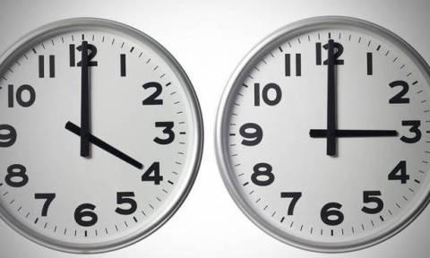 Προσοχή: Πότε αλλάζει η ώρα – Γιατί γυρίζουμε τα ρολόγια μας μία ώρα πίσω...
