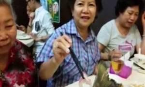Ψάρι – ζόμπι αναστατώνει πελάτες κινεζικού εστιατορίου! (video)