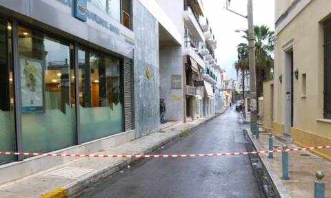 Έκρηξη σε τράπεζα στην Καλαμάτα