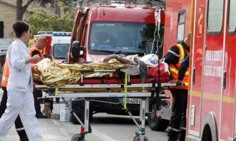 At least 42 killed in French bus crash, worst in decades