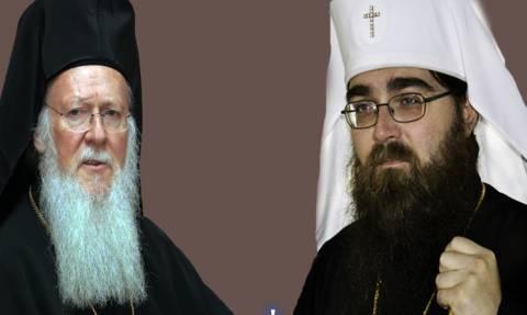 Οικ. Πατριάρχης σε Τσέχους: Προχωρήστε σε εκλογή νέου Αρχιεπισκόπου, ο Ραστισλάβ δεν αναγνωρίζεται