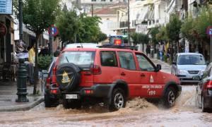 Αχαΐα: Μεγάλες ζημιές σε δίκτυα υποδομών και στον ΧΥΤΑ από το πέρασμα της κακοκαιρίας