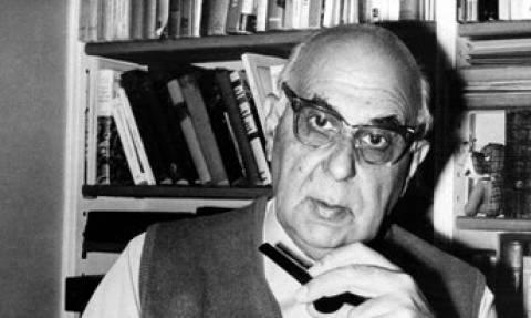 Σαν σήμερα η Σουηδική Ακαδημία τιμά τον Γιώργο Σεφέρη με το Νόμπελ Λογοτεχνίας