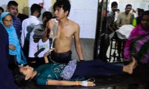 Μπαγκλαντές: Βομβιστικές επιθέσεις την ώρα της προσευχής