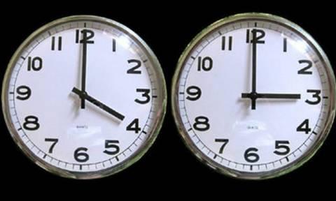 Αλλαγή ώρας: Μια ώρα πίσω γυρίζουν τα ρολόγια τα ξημερώματα της Κυριακής 25/10