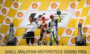 MotoGP Grand Prix Μαλαισίας: Οι μάσκες έπεσαν στα MotoGP (photos)