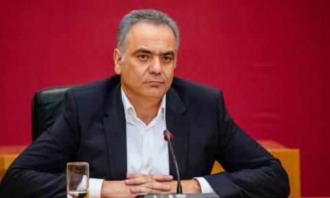 Σκουρλέτης: ΠΑΣΟΚ και Ποτάμι δεν χωράνε στην κυβέρνηση