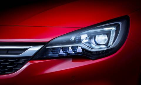 Opel: Διάκριση SAFETYBEST 2015 για το IntelliLux LED Matrix Light