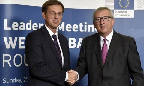 Κίνδυνο κατάρρευσης της Ε.Ε. λόγω προσφυγικού βλέπει ο Σλοβένος πρωθυπουργός