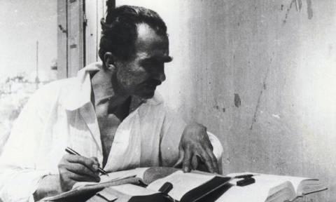 Σαν σήμερα το 1957 πέθανε ο λογοτέχνης Νίκος Καζαντζάκης
