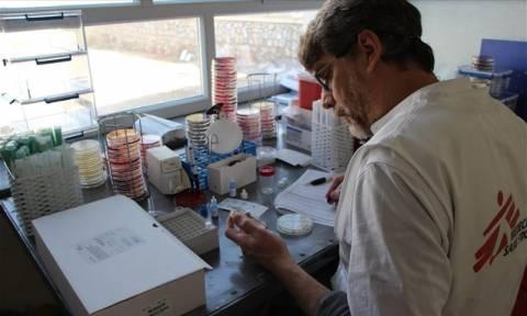 Διώχνουν τους Γιατρούς Χωρίς Σύνορα από την ανατολική Ουκρανία