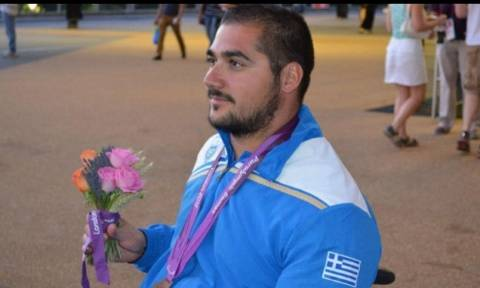 Παγκόσμιο πρωτάθλημα ΑμΕΑ: Χρυσό ο Στεφανουδάκης στον ακοντισμό