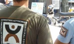 Ξανά στους δρόμους της Αθήνας η Δημοτική Αστυνομία