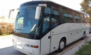 Κιλκίς: 8χρονο αγόρι παρασύρθηκε από λεωφορείο