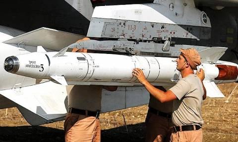 Российские ракетные заводы работают в три смены из-за операции в Сирии, выяснила пресса