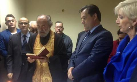 Άδωνις Γεωργιάδης: Εμείς στον εθνικό ύμνο στεκόμαστε προσοχή, όχι σαν τον Τσίπρα