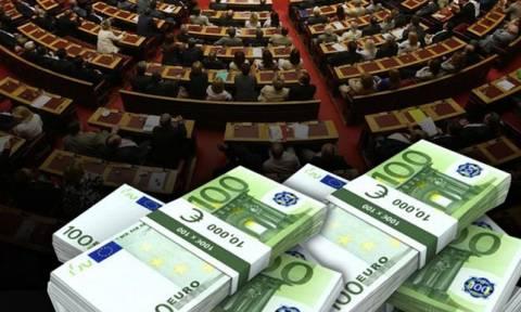 Λεφτά... υπάρχουν: 1,2 εκατ. ευρώ στα κόμματα για τις εκλογές του Σεπτεμβρίου