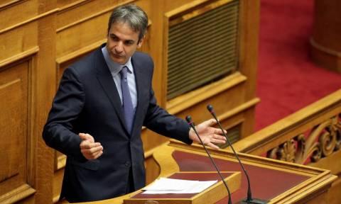 Κυριάκος Μητσοτάκης: Συλλογή υπογραφών για χαμηλότερους φόρους