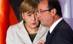 Συνάντηση Ολάντ – Μέρκελ για το προσφυγικό στο Παρίσι