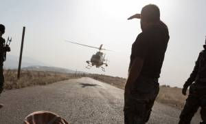 Τουλάχιστον 12 νεκροί από τη συντριβή ελικοπτέρου στη Λιβύη