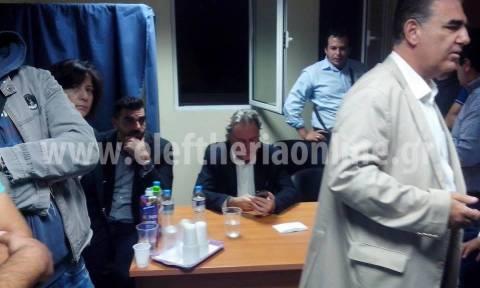 Καλαμάτα: Ένταση μεταξύ μελών του ΠΑΜΕ και Κατρούγκαλου στο Εργατικό Κέντρο (vids)