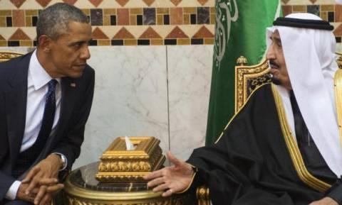 Ομπάμα και βασιλιάς Σαλμάν θα αυξήσουν την στήριξη τους προς την συριακή αντιπολίτευση