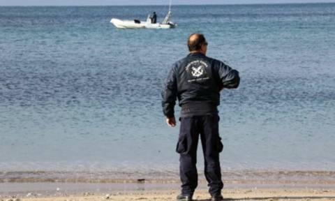 Βρέθηκε σορός άνδρα σε παραλία του Αγίου Όρους