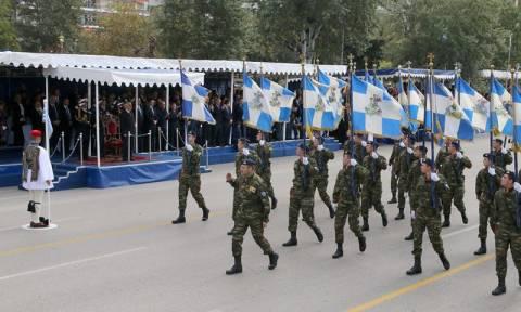 28η Οκτωβρίου: Οι εικόνες που ξεχώρισαν από τη μεγάλη στρατιωτική παρέλαση της Θεσσαλονίκης
