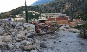Η Κομισιόν καταδικάζει την κατεδάφιση του Αγίου Αθανασίου στη Χειμάρρα