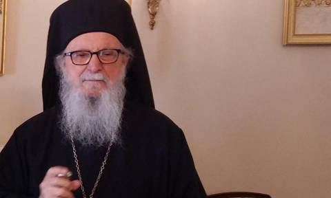 Αρχιεπίσκοπος Αμερικής Δημήτριος: Τιμή σε όσους στάθηκαν γενναία και είπαν «ΟΧΙ» στην τυραννία
