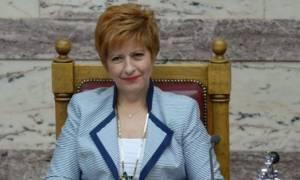 Μαρία Κόλλια-Τσαρουχά: Η κυβέρνηση θα προστατέψει με κάθε τρόπο τα συμφέροντα του λαού