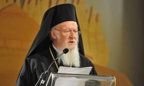 Επίτιμος διδάκτωρ ο Οικ. Πατριάρχης του Πανεπιστημίου των Focolari (pics)