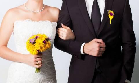 Μεγάλο «όπλο» ο γάμος αν πρόκειται να εγχειριστείς...