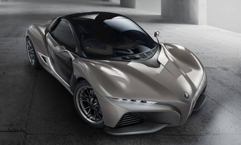 Yamaha: Επιστροφή στα τετράτροχα με το Sports Ride concept (photos)