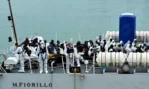 Λιβύη: Διάσωση 1.000 περίπου μεταναστών που ταξίδευαν στην Ιταλία