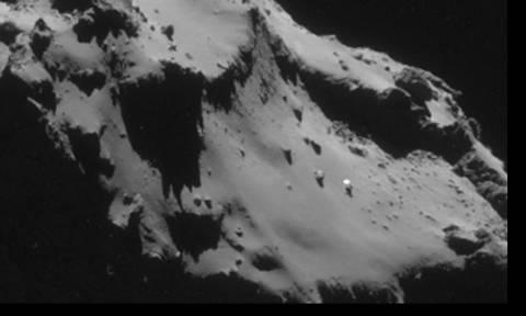 Τα πάνω κάτω στη «γέννηση»του ηλιακού μας συστήματος: H Rosetta ανακάλυψε οξυγόνο στον κομήτη Τσούρι