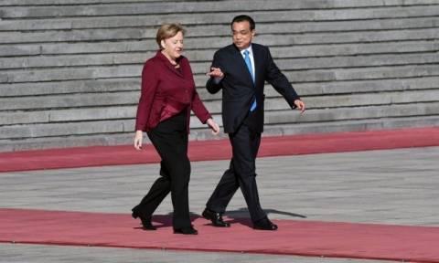 Γερμανία και Κίνα συμφωνούν: Αναγκαία η πολιτική λύση στο συριακό