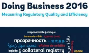 Παγκόσμια Τράπεζα: Υποχώρηση της Ελλάδας στην 60η για το επιχειρηματικό περιβάλλον