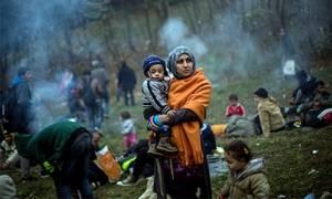 В Кремле исключили помощь Европе с проблемой беженцев в обмен на снятие санкций