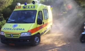 Βοιωτία: Τραγικός θάνατος για ηλικιωμένο - Έπεσε σε γκρεμό με το αυτοκίνητο