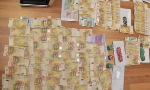 Καλλιθέα: Σύλληψη Αλβανού για εκβίαση και τοκογλυφία