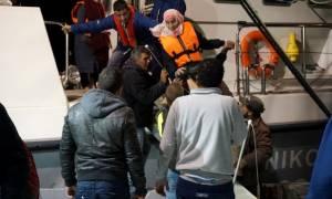 Λέσβος: Αυξάνονται οι νεκροί από το ναυάγιο στην Εφταλού